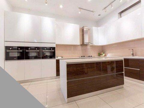 Tủ bếp Acrylic HT-03
