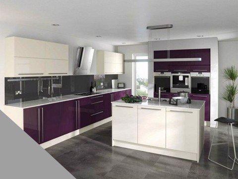Tủ bếp Acrylic HT-02