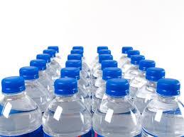 Nước uống tinh khiết đóng chai