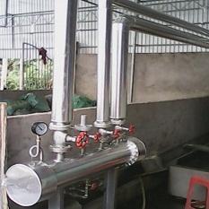 Ống cách nhiệt hơi nóng/ống cách nhiệt lò hơi