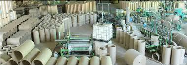 Ống giấy 532 cho ngành dệt sợi