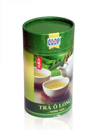 Ống giấy lon trà