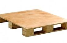 Pallet gỗ ép