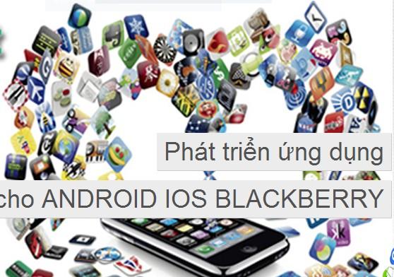 Phần mềm ứng dụng cho điện thoại