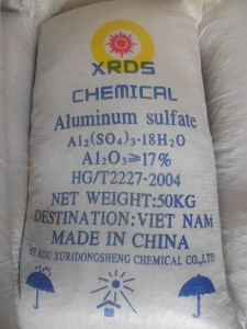 Phèn nhôm sulfate