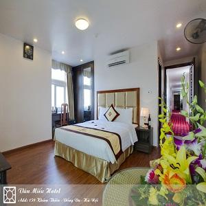 Phòng Suite-double