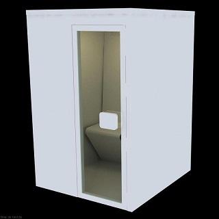 Phòng xông hơi ướt Steambath AMAZON - VIP