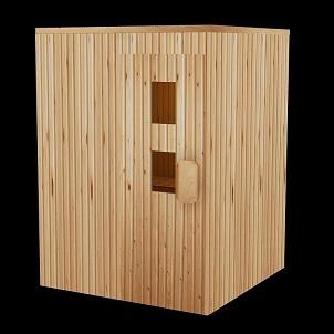 Phòng xông khô Sauna AMAZON