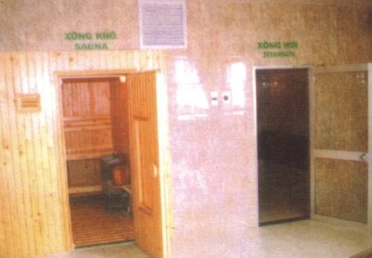 Phòng xông nhiệt