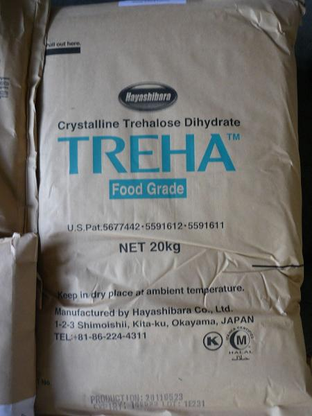 Phụ gia hải sản Crystalline Trehalose dihydrate