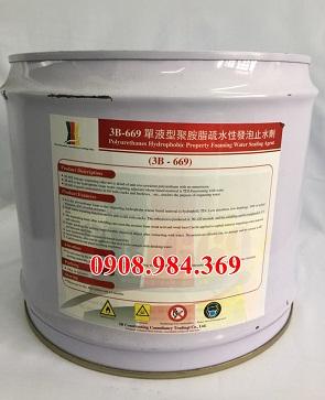 Polyurethane dạng nguyên sinh 3B-669