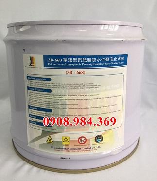 Polyurethane dạng nguyên sinh sl 669