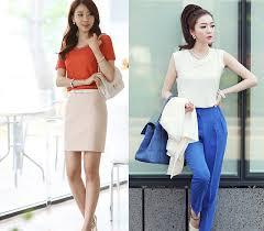 Quần áo thời trang nữ