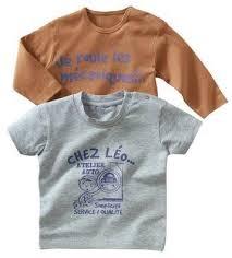 Quần áo trẻ em bé trai