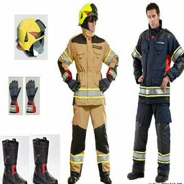 Quần áo vải chống cháy