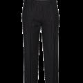 Quần tây nam đen sọc xam, Fiber-dyed