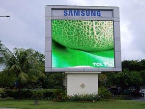 Quảng cáo màn hình Led