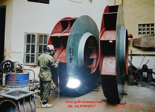 Quạt gió công nghiệp