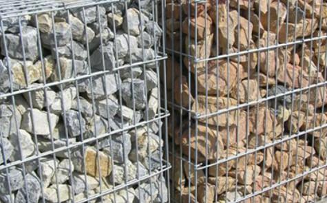 Rọ đá, lưới thép