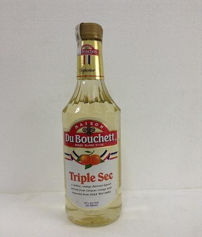 Rượu mùi Du bouchett triple sec