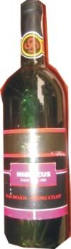 Rượu vang Hibiscus