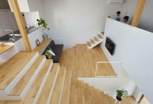 Sàn gỗ cầu thang