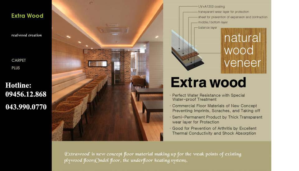 Sàn nhựa Aroma vân gỗ