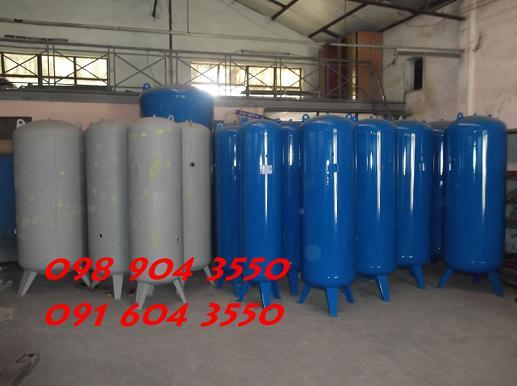 Sản xuất bình chứa khí nén