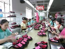 Sản xuất giày