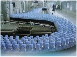 Sản xuất nước tinh khiết đóng chai