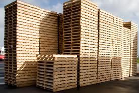 Sản xuất pallet gỗ