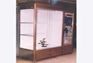 Sản xuất tủ nhôm