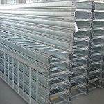 Sản xuất và cung cấp thang máng cáp