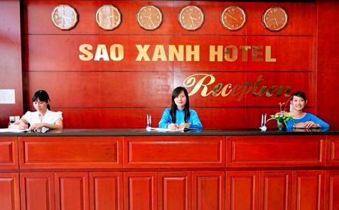 Sao Xanh Mộc Châu Hotel