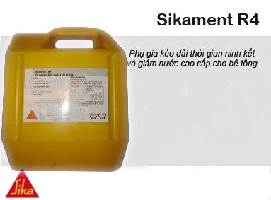 Sikament R4
