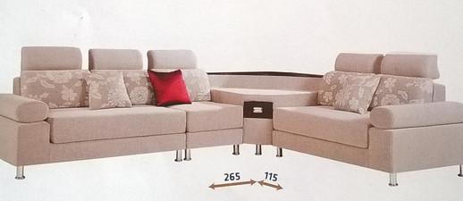 Sofa vải