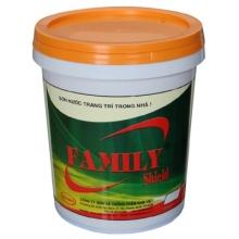 Sơn chống thấm màu family Shield