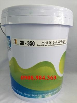 Sơn lót dạng nước cải tiến có tính cường hóa 3B-350