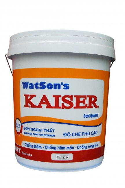SƠN NƯỚC KAISER EX