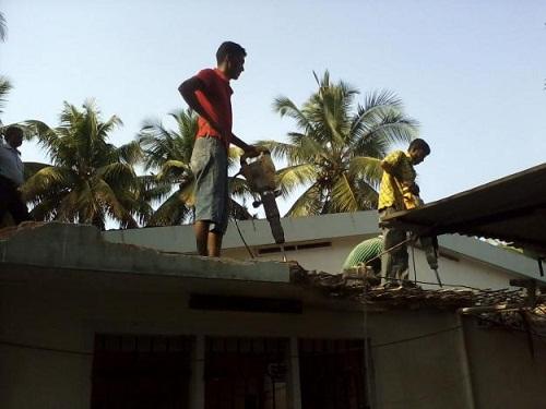 Sửa chữa công trình dân dụng