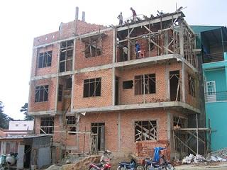 Sửa chữa, xây dựng công trình