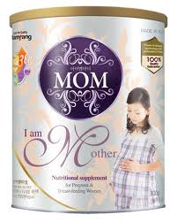 Sữa I am mother