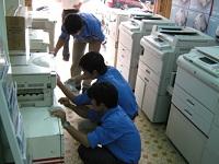 Sửa máy và bảo trì máy văn phòng