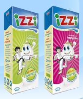 Sữa tiệt trùng IZZI