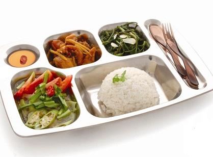 Suất ăn công nghiệp Khang Võ