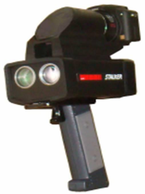 Súng bắn tốc độ laser
