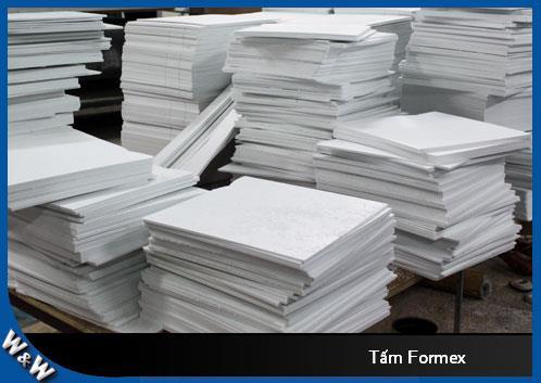 Tấm Formex, Tấm ốp Aluminum