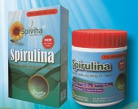 Tảo nguyên chất Spirulina