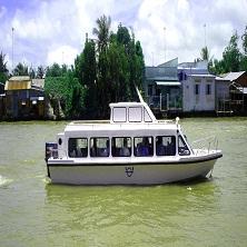 Tàu khách composite