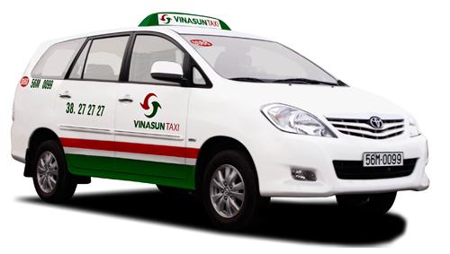 Taxi Vinasun 7 chỗ